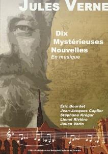 Recueil Couverture Jules Verne